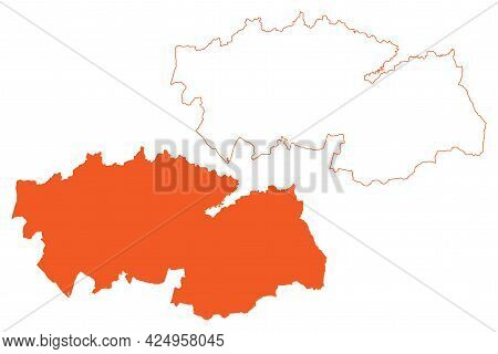 Province Of Toledo (kingdom Of Spain, Autonomous Community Castilla-la Mancha Or Castile La Mancha)