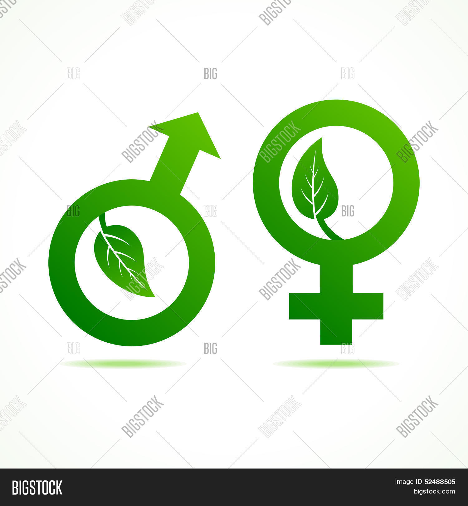 Male Female Symbol Vector Photo Free Trial Bigstock
