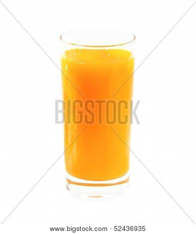 Full Glass Of Juice