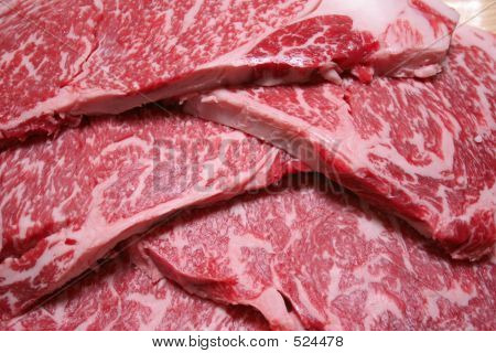 Slices Of Beef