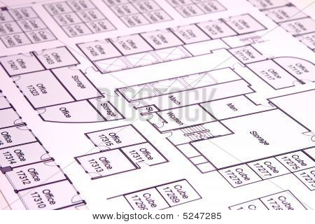 Generic Office Blueprint