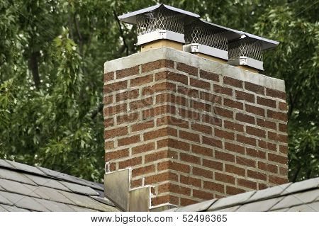 Chimney And Chimney Caps