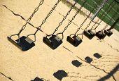 park swings poster