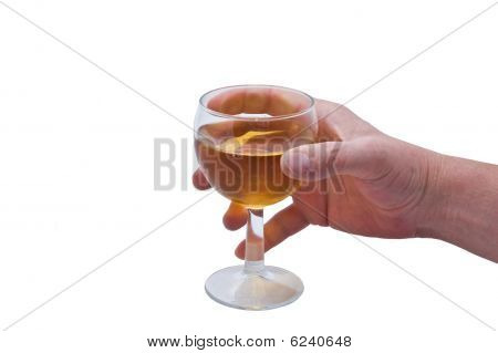 Hand & Wine