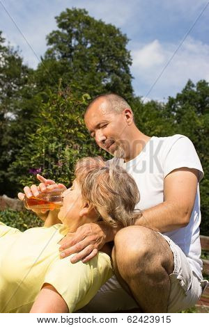 First Aid To A Retiree