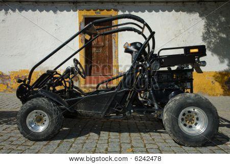 Kartcross vehicle