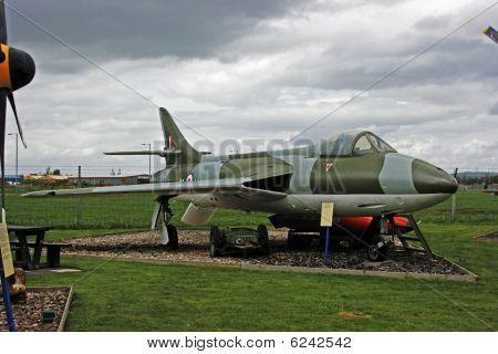 Hunter Fighter Aircraft
