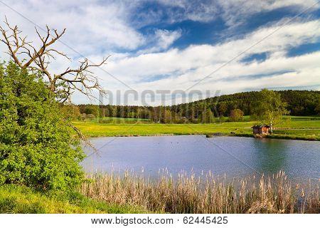 idyllic water