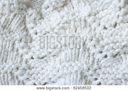 texture knitted fabric