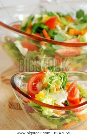 Bowl of salad