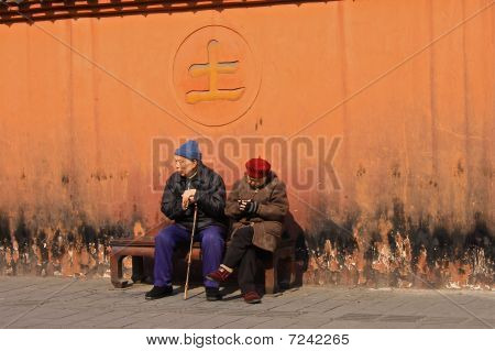 China's Elderly Population