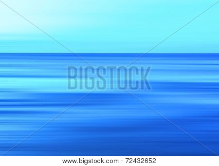Abstract ocean