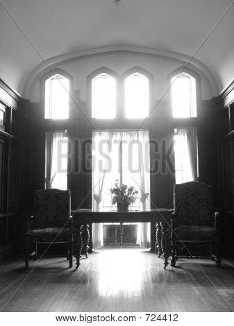 Inside Manor House