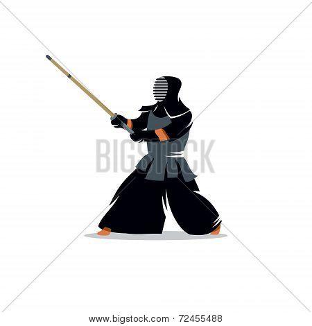 Kendo Vector Sign