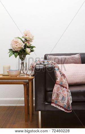 Contemporary Living Room Sofa