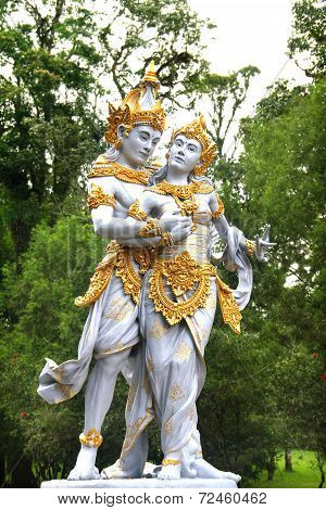 Statue Of Gods