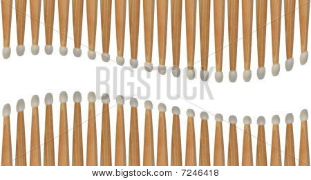 Drumsticks Pattern