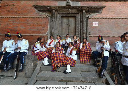 Nepali Musicians