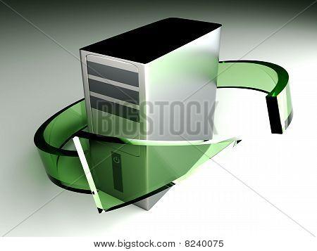 Desktop Pc Recylcling
