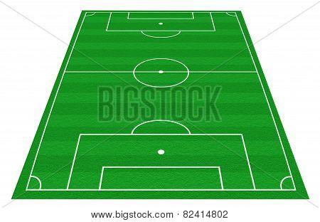 Soccer pitch