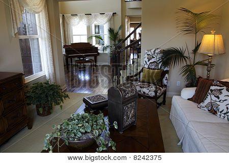 Luxus Haus Wohnzimmer