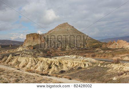 Mountans Cappadocia Pasabag