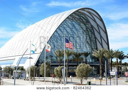 Anaheim Regional Transportation Intermodal Center (artic)