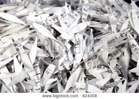 Shredded Paper 2