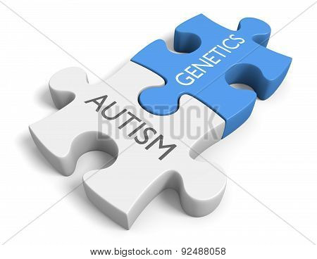 The link between genetics and the mental disorder autism
