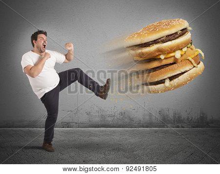 Kick  to calories
