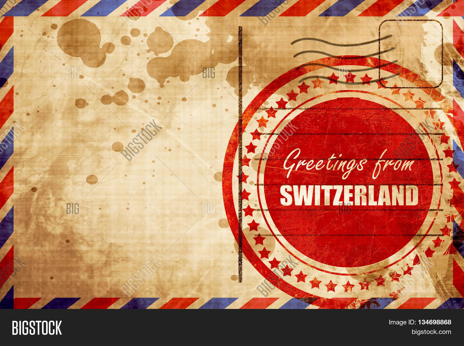 Greetings switzerland image photo free trial bigstock greetings from switzerland red grunge stamp on an airmail backg m4hsunfo