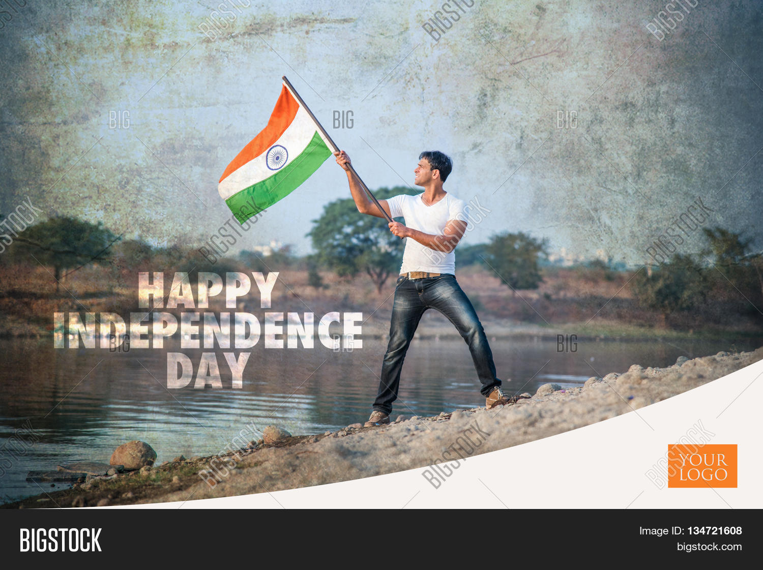 Independence Day India Image Photo Free Trial Bigstock