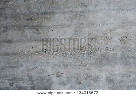 facade view of grunge concrete wall background