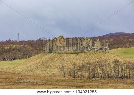 The Historical Ruthven Barracks