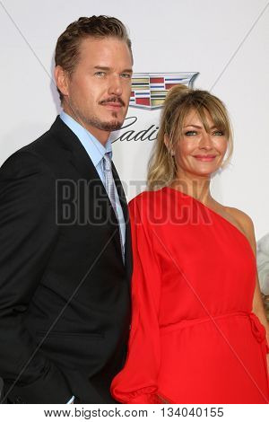 LOS ANGELES - JUN 11:  Eric Dane, Rebecca Gayheart at the 15th Annual Chrysalis Butterfly Ball at the Private Residence on June 11, 2016 in Brentwood, CA