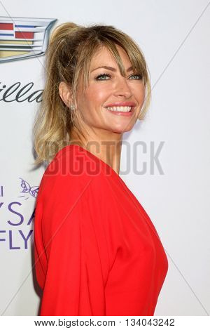 LOS ANGELES - JUN 11:  Rebecca Gayheart at the 15th Annual Chrysalis Butterfly Ball at the Private Residence on June 11, 2016 in Brentwood, CA