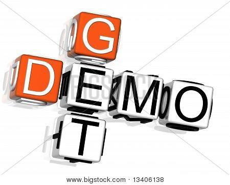Get Demo Crossword