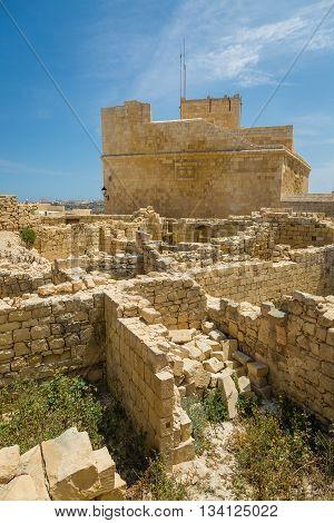 Ir-rabat, Victoria, Ghawdex - Capital Of The Island Gozo