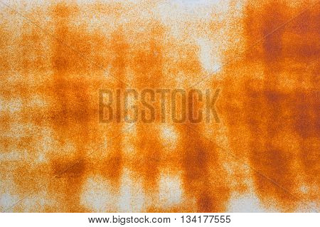 Rusted metal texture - Old metal background.