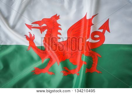 Flags of Wales