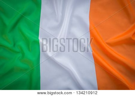 Flags of Republic of Ireland .