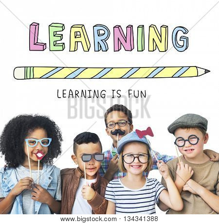 Learning Study Knowledge Education School Concept