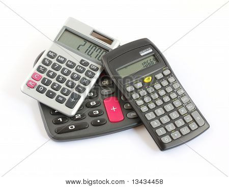 Three Calculators