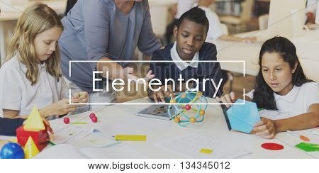 Elementary Education Lesson Idea Discussion Concept