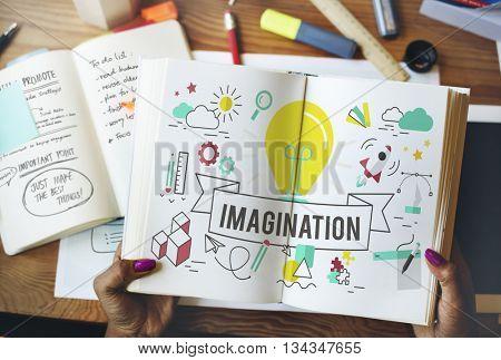 Imagination Thinking Ideas Creativity Suggestion Concept