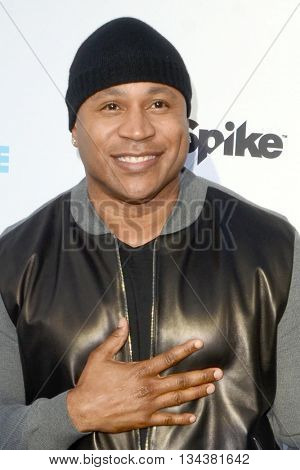LOS ANGELES - JUN 14:  LL Cool J, James Todd Smith at the Lip Sync Battle FYC Event at the Saban Media Center on June 14, 2016 in North Hollywood, CA