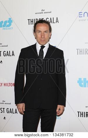 LOS ANGELES - JUN 13:  Michael Trainor at the 7th Annual Thirst Gala at the Beverly Hilton Hotel on June 13, 2016 in Beverly Hills, CA