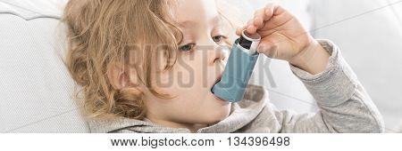 Child Inhalation Therapy