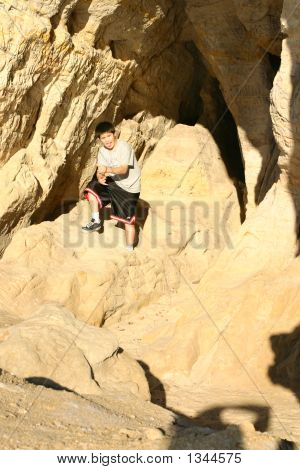 Laying Claim To A Small Cave