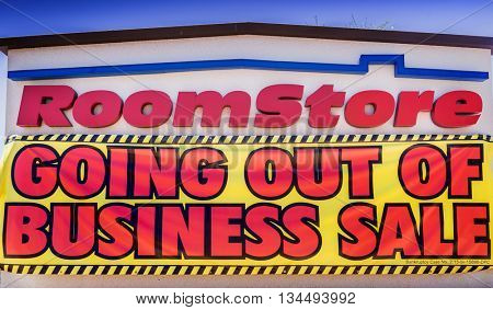 Scottsdale,Az,Jun 15th,2016  The RoomStore, filed for Chapter 11 bankruptcy protection in December 2015.